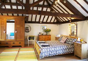 B&B at The Old Mill in Devizes, Wiltshire, England