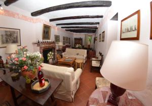 Alle Monache, Holiday homes  Monsagrati - big - 8