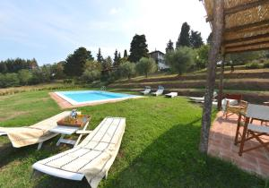 Alle Monache, Holiday homes  Monsagrati - big - 23