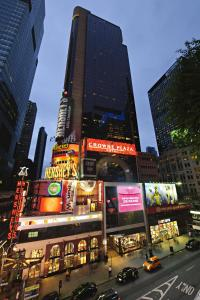 Crowne Plaza Times Square Manhattan New York City