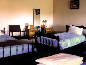 Economy Twin Room with Shared Bathroom