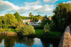 The Great House At Sonning in Reading, Berkshire, England