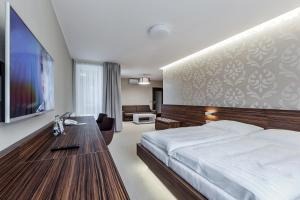 Hotel Morava, Hotels  Otrokovice - big - 12