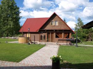 Metsajõe Holiday Home
