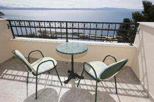 Apartments Gudelj: hotels Podgora - Pensionhotel - Hotels