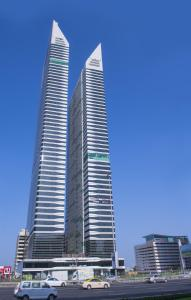 Lodging Nassima Towers Hotel Apartments, Dubai