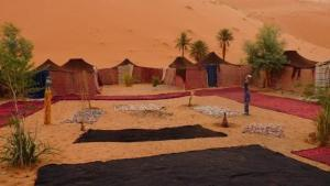 Auberge Kasbah La Rose De Sable, Hostince  Merzouga - big - 20