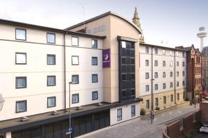Premier Inn Liverpool City Centre (Moorfields): hotels Liverpool - Pensionhotel - Hotels