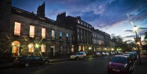 Adria House, Affittacamere  Edimburgo - big - 1