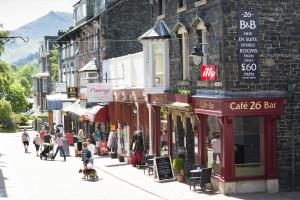 Cafe Bar 26 in Keswick, Cumbria, England