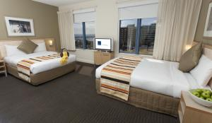 Superior Double Room with Two Double Beds (2 Adults)