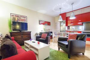 Appartamento Friendly Rentals Argensola, Madrid