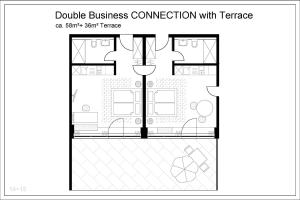 Large Two-Bedroom Apartment (4 Adults)