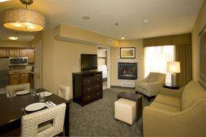Fireplace Suite with Two Double Beds
