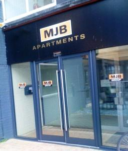 Hotel MJB Apartments Oulton Broad
