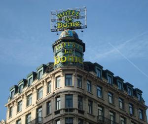 Hotel Le Dome: hotels Brussels - Pensionhotel - Hotels