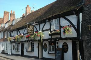 The New Inn in Salisbury, Wiltshire, England