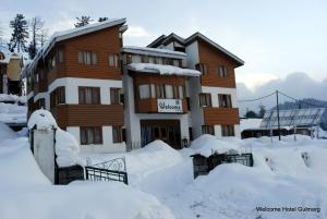 Photo of Welcome Hotel At Gulmarg