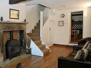 May Cottage in Tideswell, Derbyshire, England