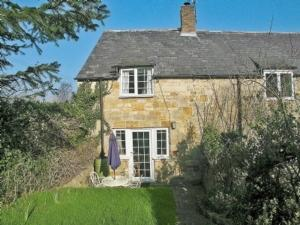 Woodfield Cottage in Todenham, Gloucestershire, England
