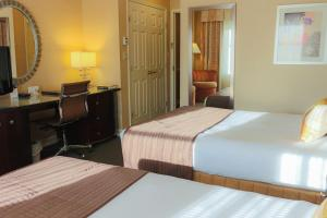 Classic Double Room with Two Double Beds