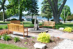 The Lodge at Leathem Smith, Курортные отели  Sturgeon Bay - big - 56