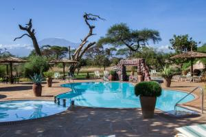 Photo of Sentrim Amboseli Lodge