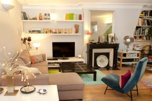 Chic Saint Germain Apartment