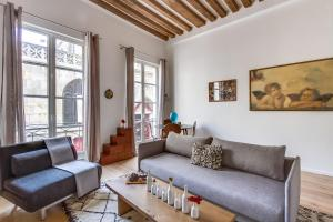 Apartment Sweet Inn Apartments - Rue Du Cygne, Paris