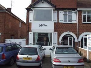 Jeff-Dene Guest House in Skegness, Lincolnshire, England