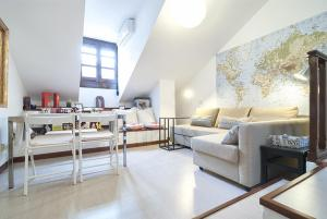 Chueca - Tribeca Duplex del Valle Friendly Rentals