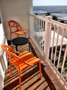 Superior Queen Room with Two Queen Beds Beach View and Balcony