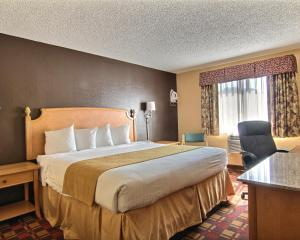 Quality Inn Hall of Fame, Hotel  Canton - big - 47