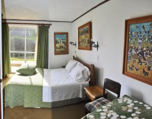 Quadruple Room with Garden View