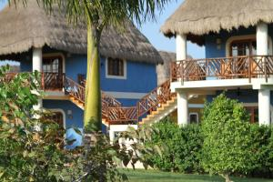 Superior King Room Palapa Roof