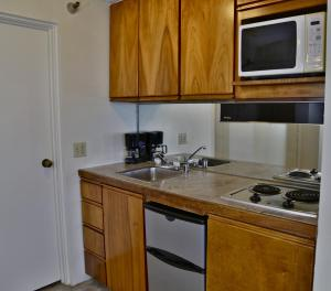 Studio Kitchenette Partial Ocean View