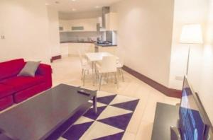 Two-Bedroom Apartment in Barbican in London, Greater London, England