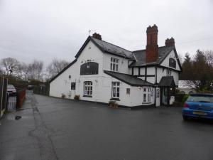 The White Lion Inn in Leominster, Herefordshire, England