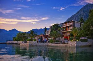 Hotel Forza Mare: hotels Kotor - Pensionhotel - Hotels