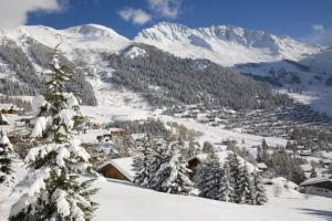 Fouquet Apartments, Chalets  Verbier - big - 19