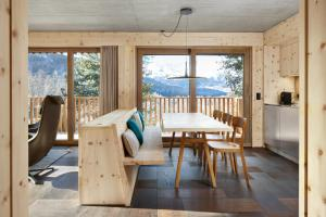 Alpine Lodge Chesa al Parc, Apartments  Pontresina - big - 7