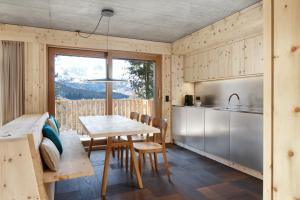 Alpine Lodge Chesa al Parc, Apartments  Pontresina - big - 9
