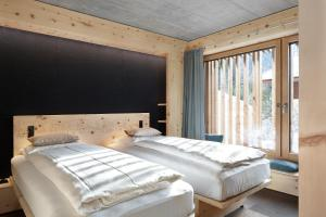 Alpine Lodge Chesa al Parc, Apartments  Pontresina - big - 12