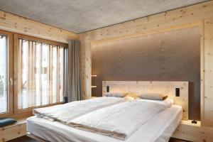 Alpine Lodge Chesa al Parc, Apartments  Pontresina - big - 14