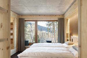 Alpine Lodge Chesa al Parc, Apartments  Pontresina - big - 15