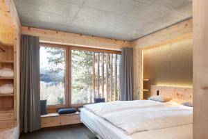 Alpine Lodge Chesa al Parc, Apartments  Pontresina - big - 2