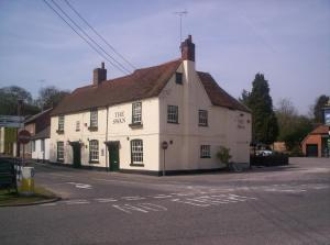 The Swan Hotel in East Ilsley, Berkshire, England