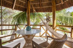 Palapa Double Room with Garden View