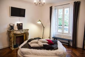 Félix Dort, Bed & Breakfasts  Lyon - big - 14