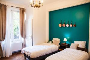 Félix Dort, Bed & Breakfasts  Lyon - big - 17